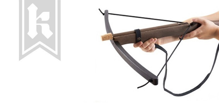 BOWS, CROSSBOWS AND SLINGSHOTS