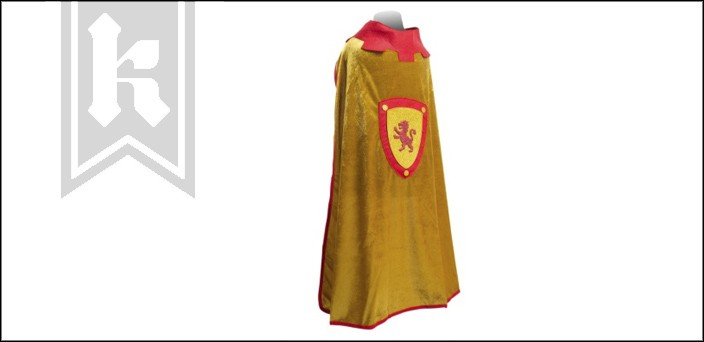CAPES AND CHESTPLATES